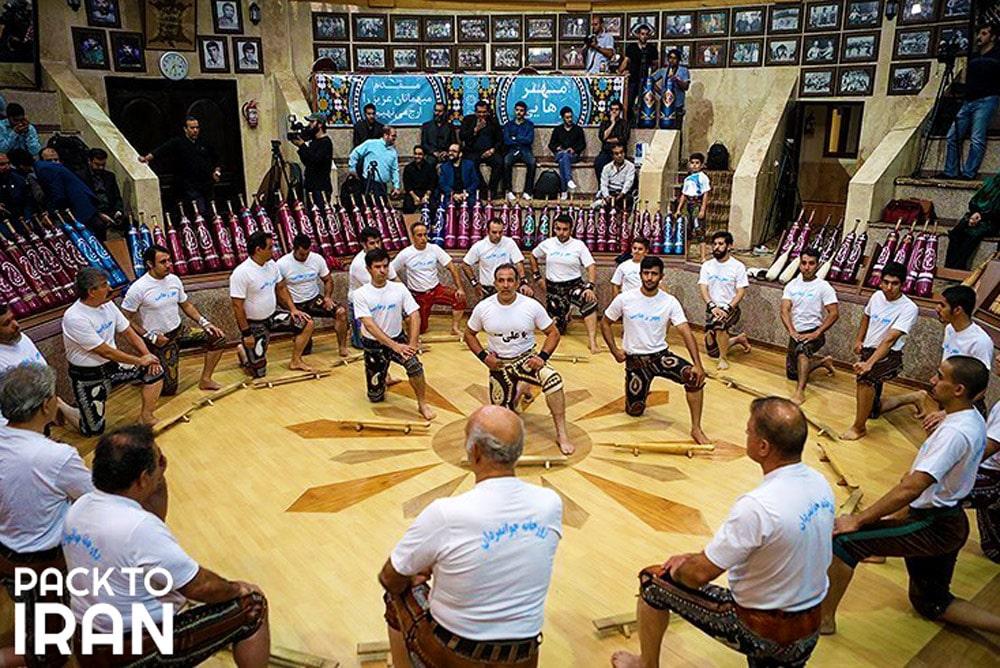 Pahlevani and Zoorkhaneh Ritual - Iran