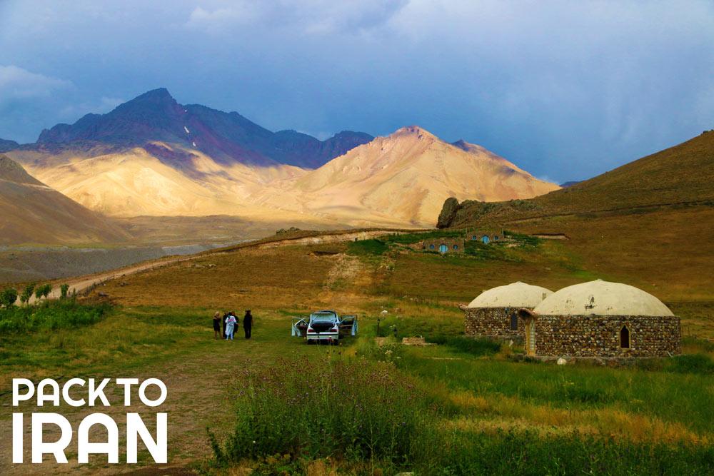 Sabalan Mount - Ardabil, Iran