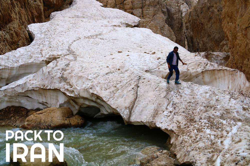 Kuhrang County - Iran