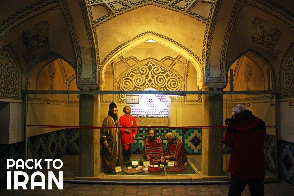 Fin Garden Bathhouse - Kashan, Iran