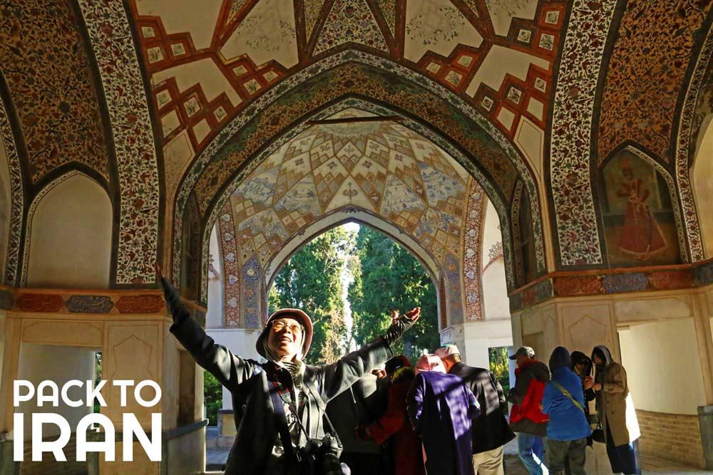 Fin Garden - Kashan, Iran