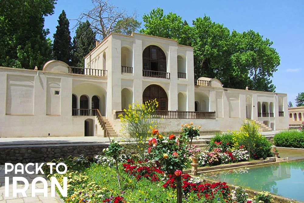 Shazdeh Garden - Kerman - Iran