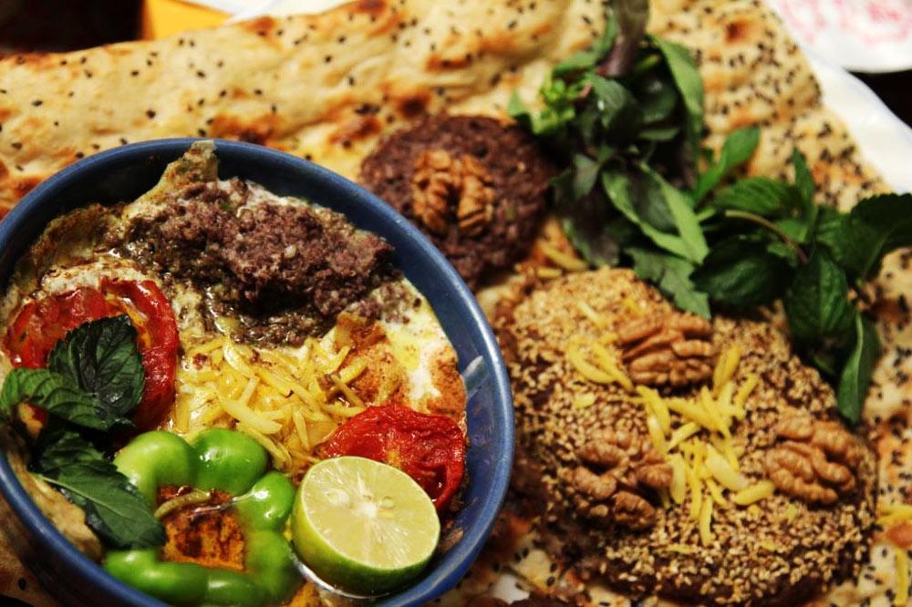 Shahrzad Restaurant - Isfahan, Iran