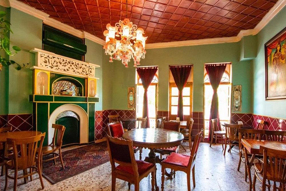 Sharbat Khaneh Firouz - Isfahan, Iran