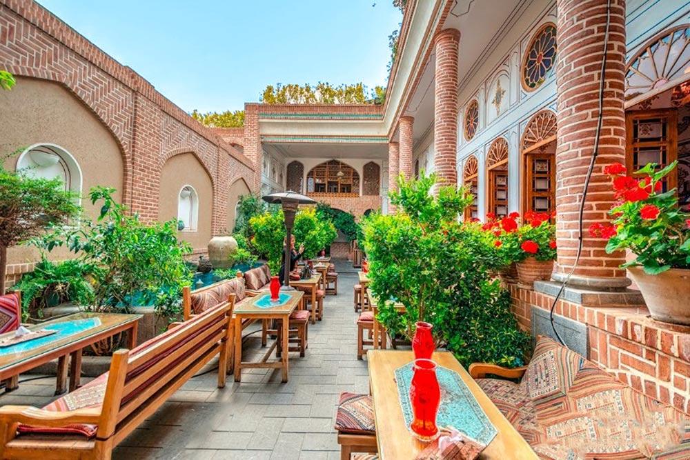 Turanj Food Complex (Hovan's House) - Isfahan, Iran