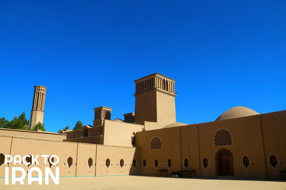 Dowlat Abad Garden (Tanabi Mansion) - Yazd, Iran