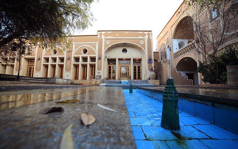 Moshir ol Mamalek Boutique Hotel - Yazd, Iran