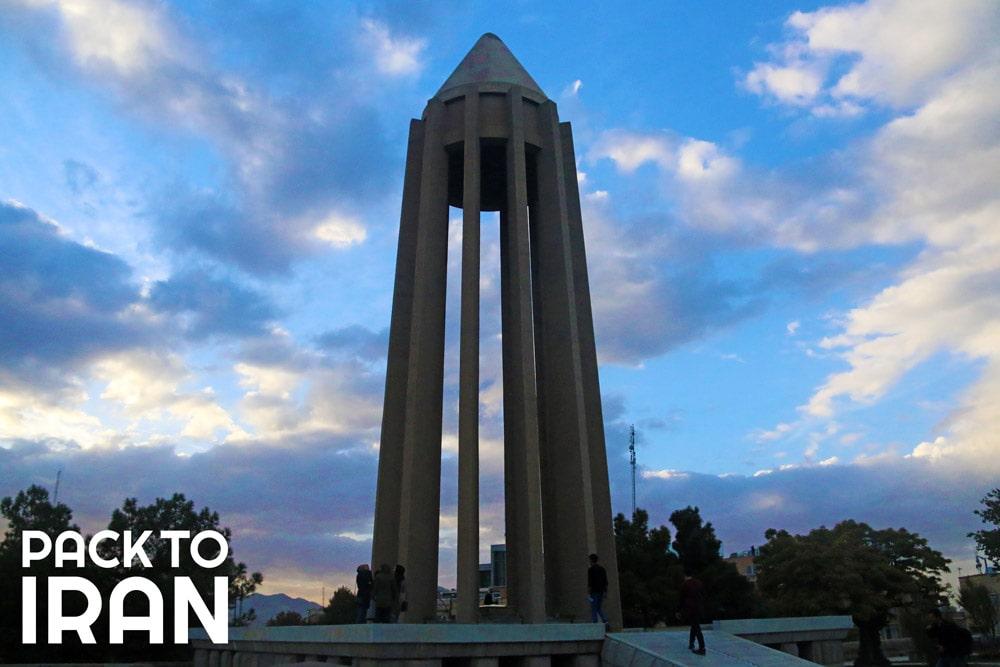 Tomb of Aveccina - Hamadan, Iran