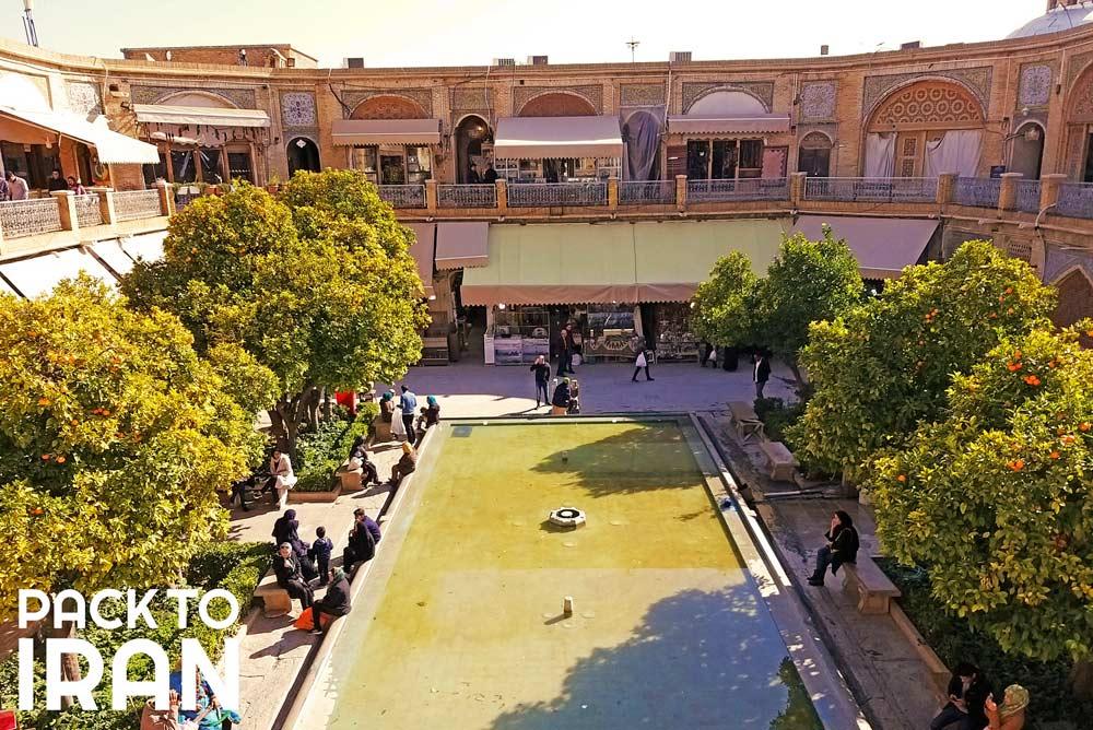Vakil Bazaar (Saraye Moshir)- Shiraz, Iran