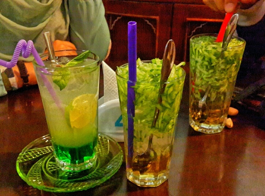 Non-alcoholic beverages in Iran