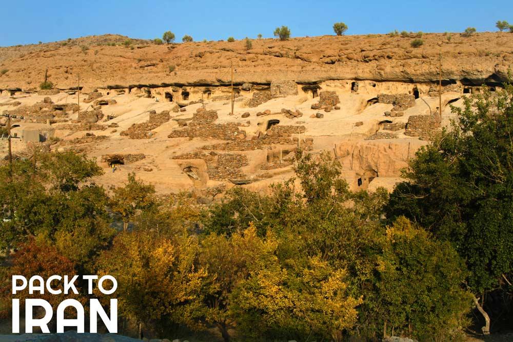 Meymand Village - UNESCO World Heritage Site in Iran
