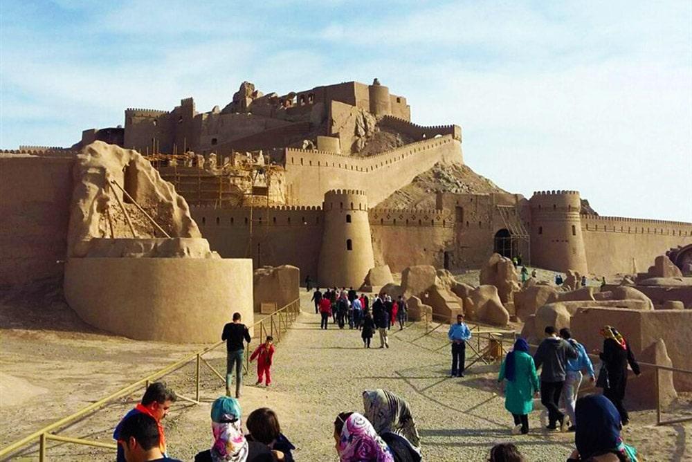 Bam Citadel -UNESCO World Heritage Site in Iran