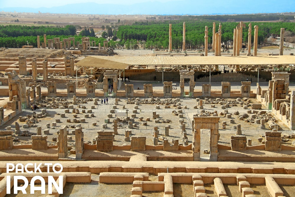 Persepolis overview