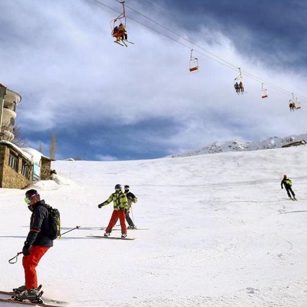 Dizin Ski Tour