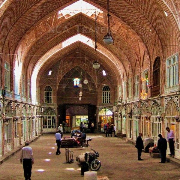 North and Northwest  Iran Tour