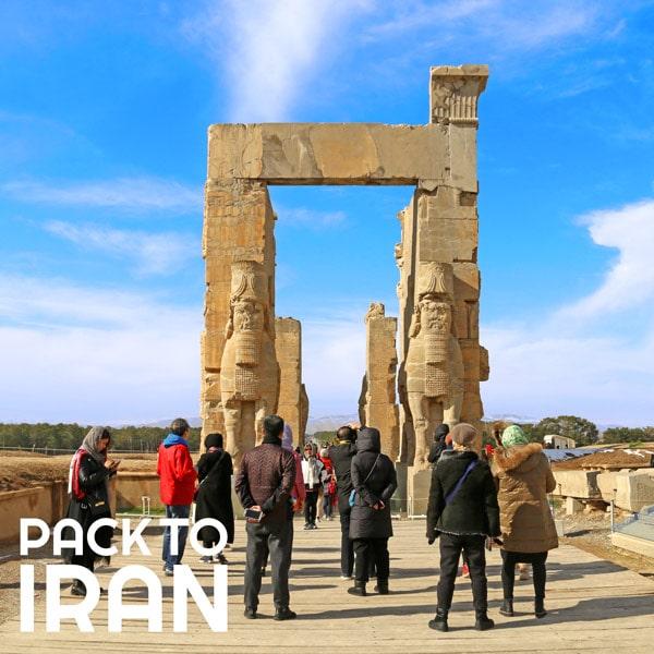 Persepolis Necropolis Pasargadae