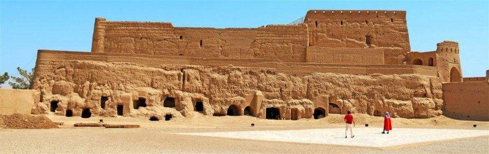Towards Yazd