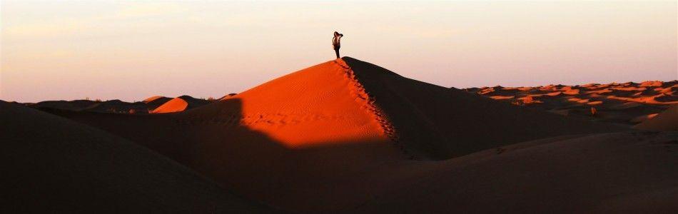 Towards Mesr Desert