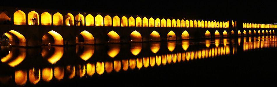 Towards Isfahan - Painting the bridges