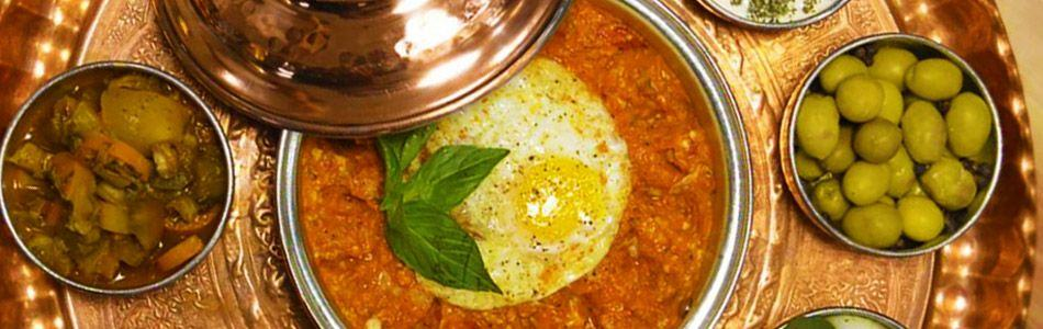 Aromatic cuisine of Rasht