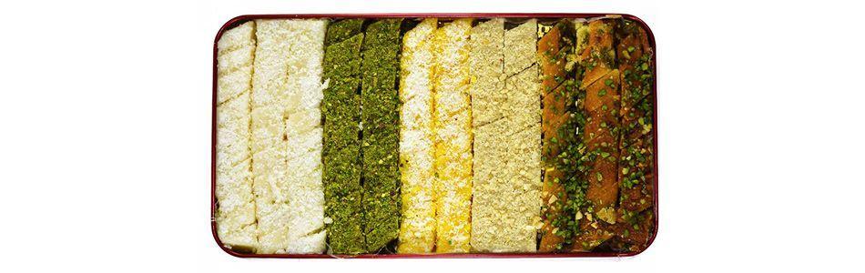 Sweets of Yazd