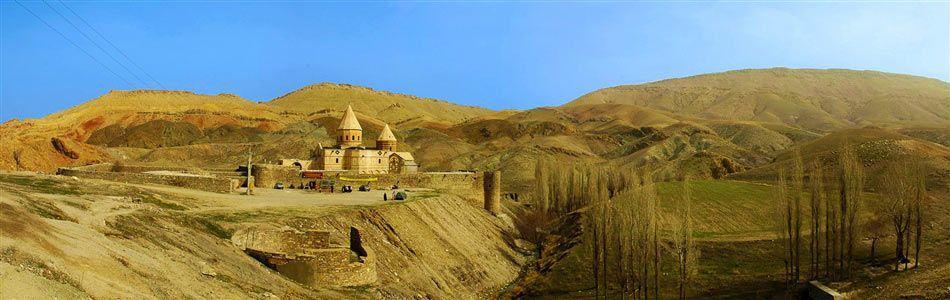 The Armenian Monastic Ensembles of Iran