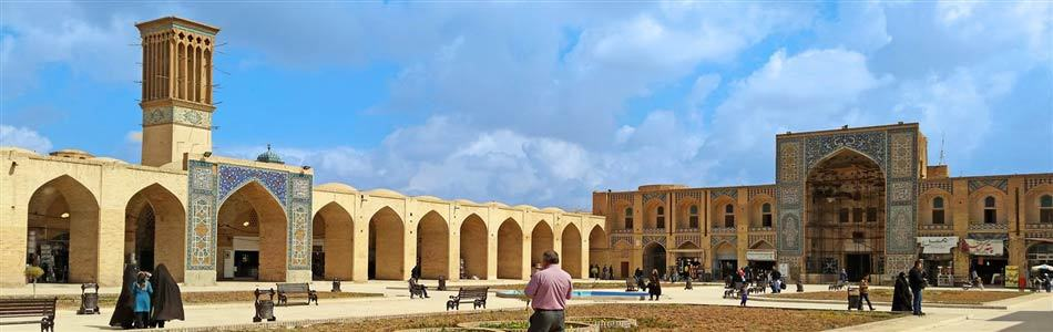 Kerman city tour