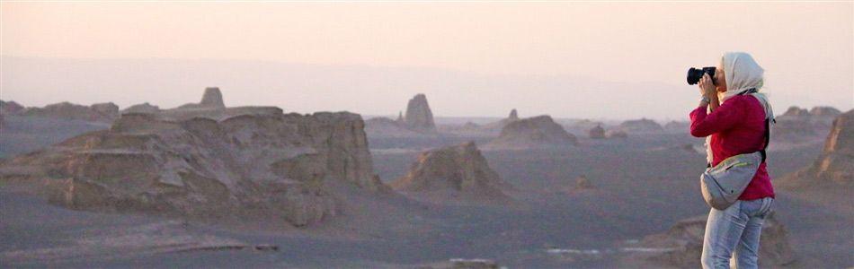 Lut Desert adventure