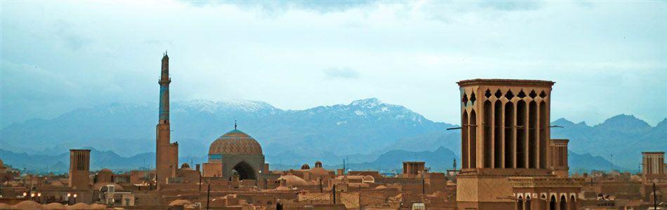 Yazd city tales