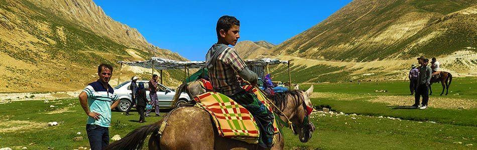 Yasouj nomads