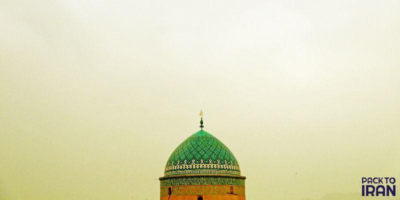 Top top 5 attractions in Yazd