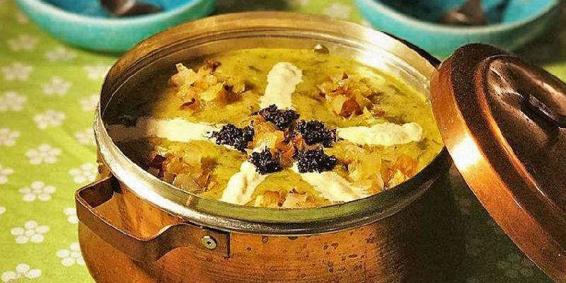 Aush: The Iranian specialty soup
