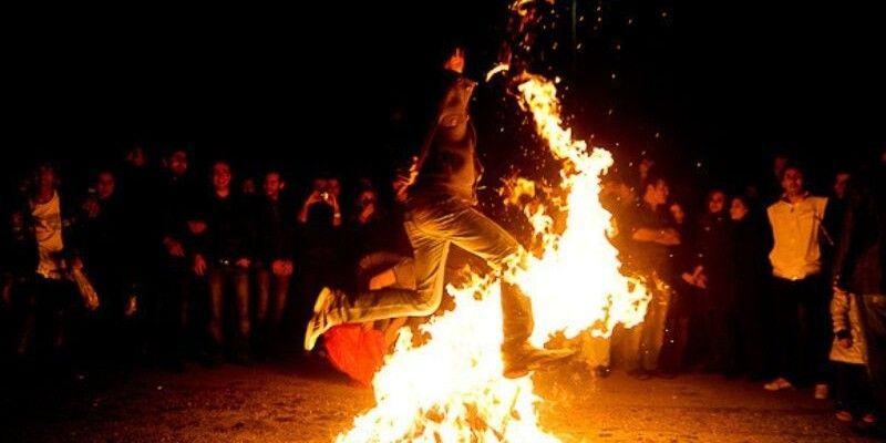 Chaharshanbe Suri, the Iranian Festival of Fire