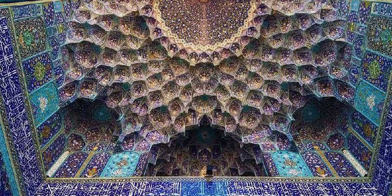 10 beautiful mosques in Iran that shouldn't be missed