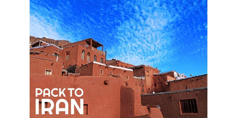 Abyaneh Village - The village of red houses