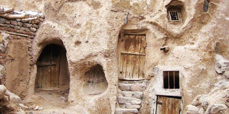 Kandovan Village - Ancient Rocky village in Iran