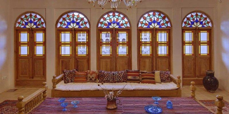 The 4 best luxurious hotels in Kashan