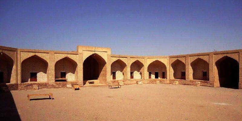 Maranjab Caravanserai, a memorable stay in desert