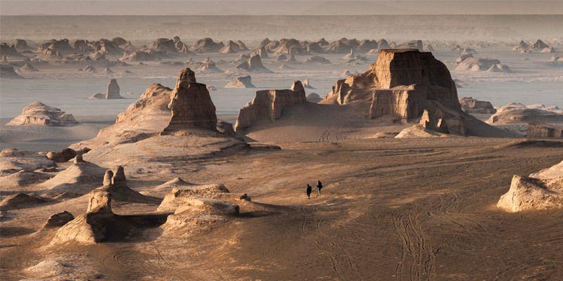 Lut Desert - Most scenic desert of Iran