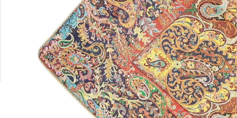 Termeh - The  Iranian handwoven textile