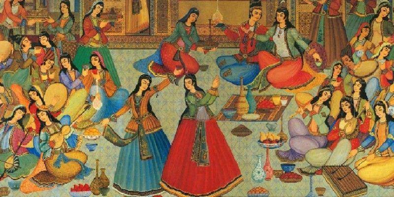 Mehregan Festival - Celebration of Mithra