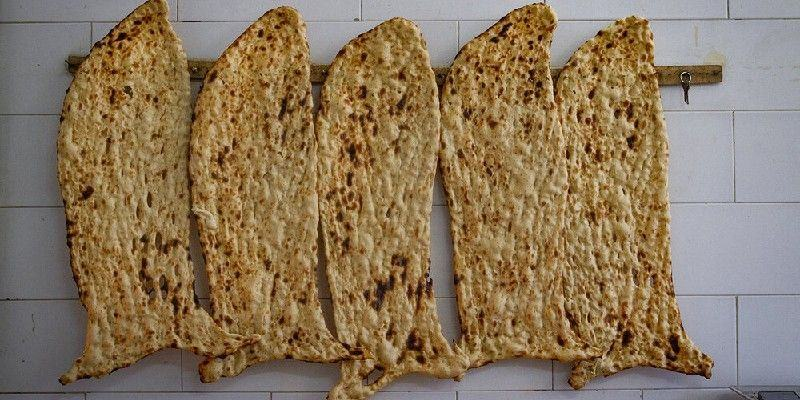 4 types of bread that you should try in Iran