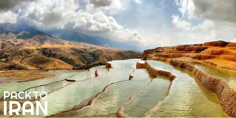 Top 5 natural wonders in Iran
