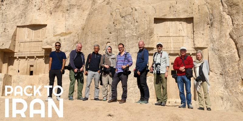 Iran tour with PackToIran travel agency