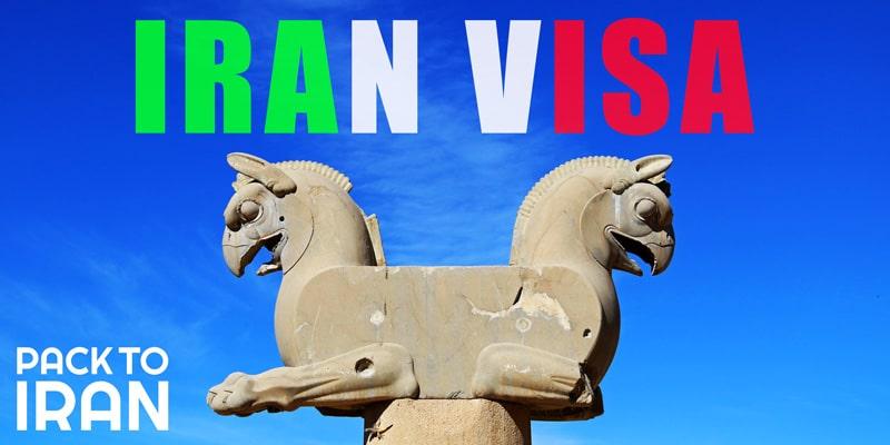 How to receive touristic Iran visa
