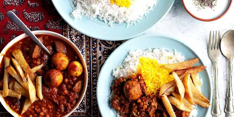 Top Persian foods to try in Iran