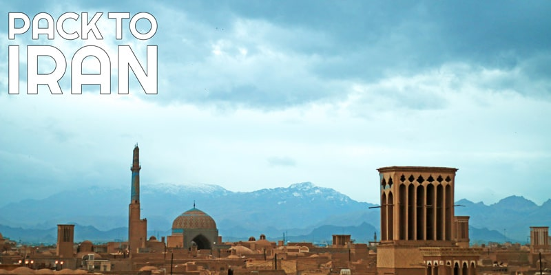 Visiting the Historic City of Yazd
