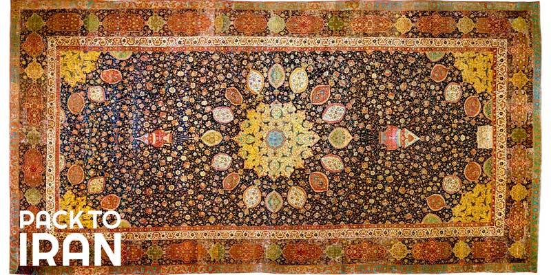 Top 8 souvenirs to buy in Iran