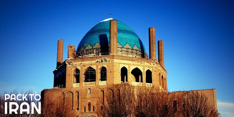 The Glorious Soltaniyeh Dome