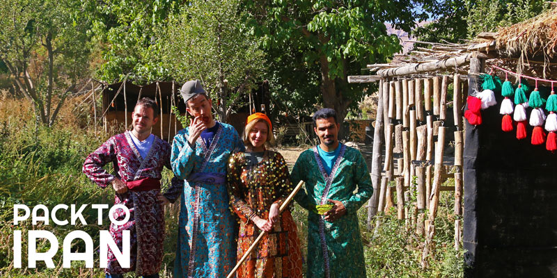 Meeting the nomads of Iran